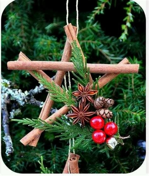 cinnamon stick ornament his kids pinterest