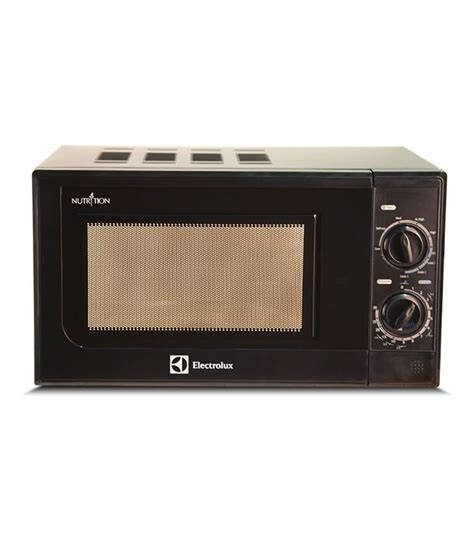 Microwave Electrolux electrolux 20 ltr m o g20m bb cg grill microwave oven m o