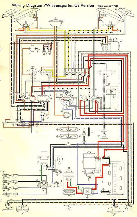 1967 wiring diagram usa thegoldenbug