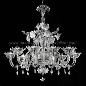 Glass Chandelier Murano Glass Chandeliers