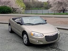 Chrysler Sebring 2003 Reviews Chrysler Sebring Convertible Specs 2003 2004 2005