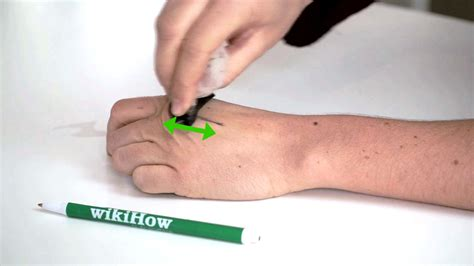 how to make tattoo ink with pen ink how to get pen your skin 9 steps with pictures