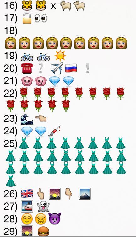 21 preguntas juego hot pel 237 culas con emoticonos 2 170 parte monologos