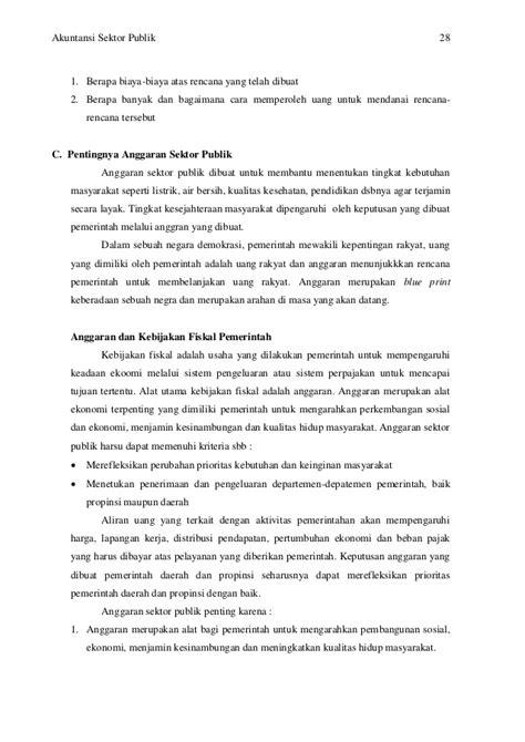 tesis akuntansi sektor publik pdf akuntansi sektor publik