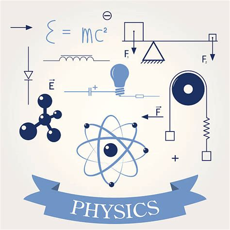 physics clipart physics clip vector images illustrations istock