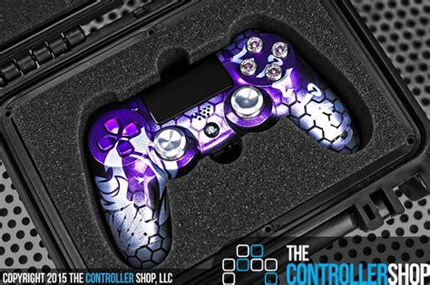 design lab ps4 controller stunning purple and silver ps4 controller design your own