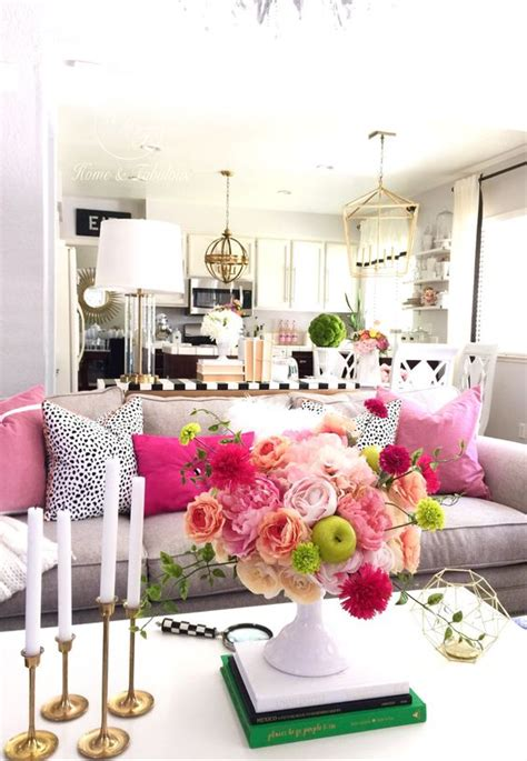 pink and gold living room betterdecoratingbible page 6 of 167 home interior design interior decorating tips ideas