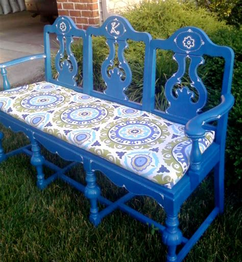 bench out of chairs from chairs to a bench frou frugal