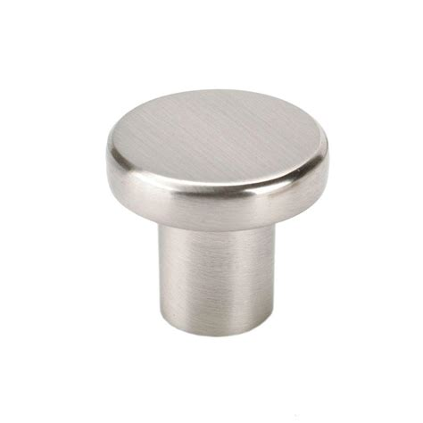 Italian Cabinet Knobs by Topex Italian Designs Collection 1 In Stainless Steel