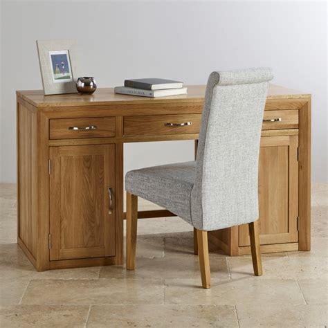oak furniture land computer desk bevel natural solid oak computer desk oak furniture land