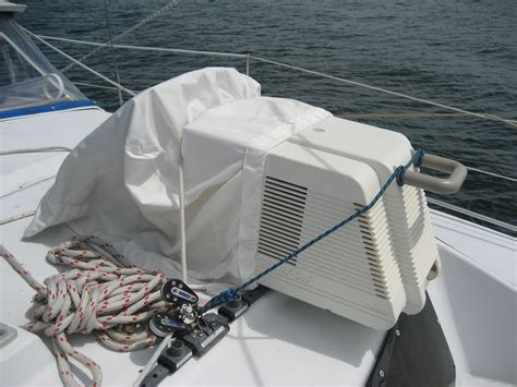 boat hatch air conditioner sold portable cruisair air conditioner cruisers