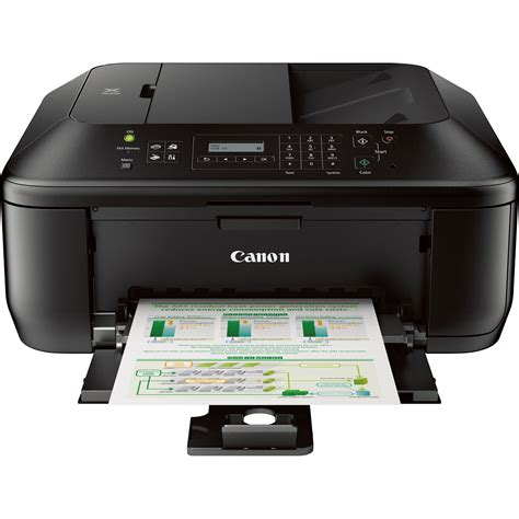 canon color printer canon pixma mx392 color all in one inkjet printer 6987b002 b h
