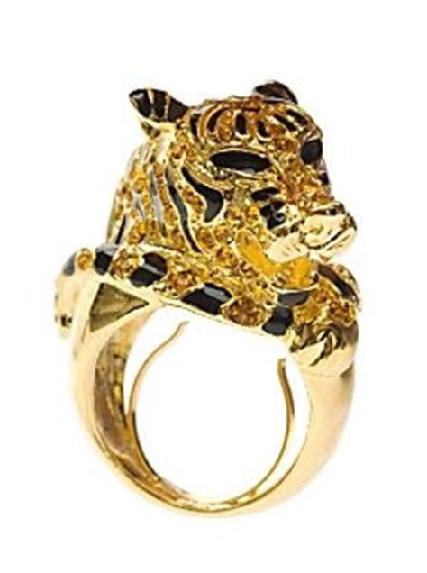 Kenneth Animal Bangle Homage By Oufitters by Haute Bothered It S A Jungle Out There