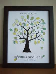 wedding trees wedding tree guestbook a stitch in lime