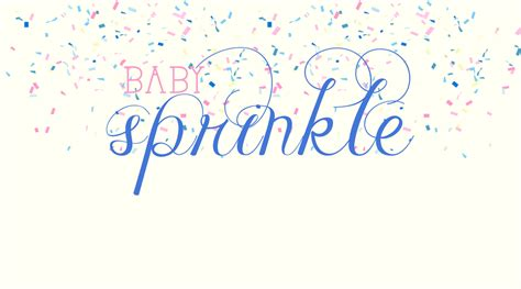 Sprinkle Baby Shower Gifts by Baby Sprinkle Shower 101