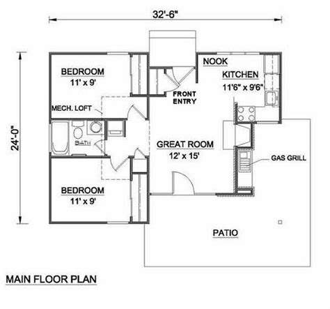800 sq ft floor plans 700 to 800 sq ft house plans 700 square feet 2 bedrooms