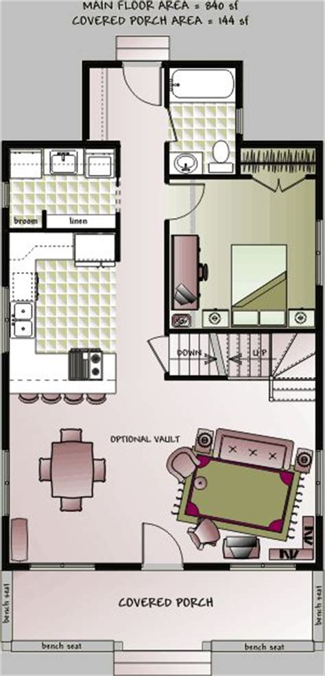 tiny cottages floor plans tiny house floor plans storey small country cottage