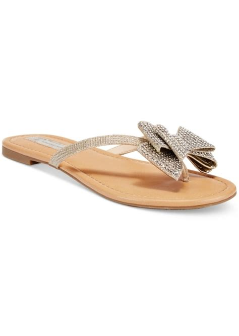 flat sandals with bows inc international concepts inc international concepts