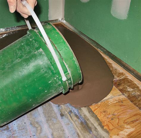 Tapis Sur Plancher Chauffant by En 233 Installer Un Tapis De C 226 Ble Chauffant En