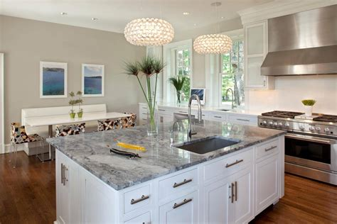 Beautiful Best Countertops For White Cabinets About Quartz