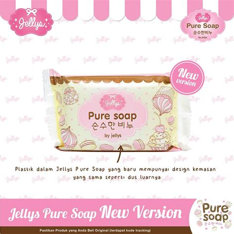 Jellys Soap Sabun Jellys jellys soap produk jellys soap pembersih pemutih