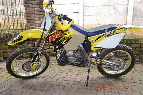 Suzuki 250cc For Sale For Sale Suzuki Rm 250cc Two Stroke Nelspruit South