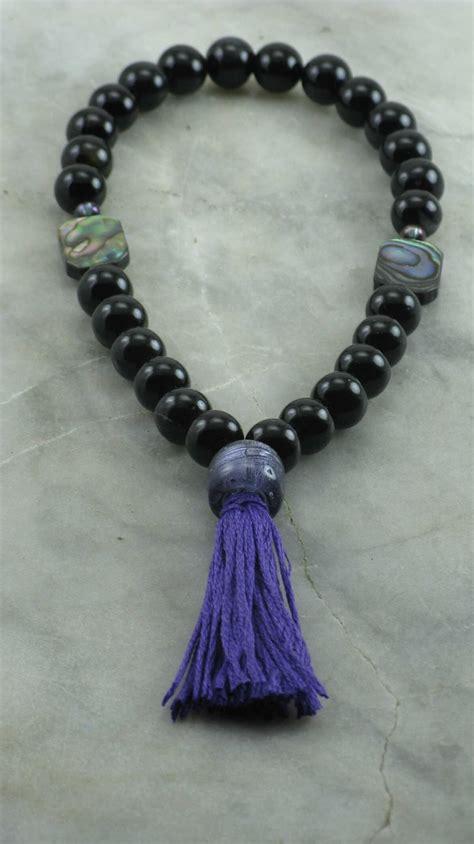 mala bead bracelet strength mala bracelet 27 mala buddhist bracelet