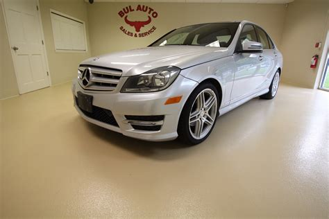 2012 Mercedes C300 by 2012 Mercedes C300 Sport 4matic Sport 4matic Stock