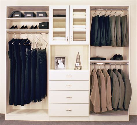 Diy Closet Design by Reach In Closets