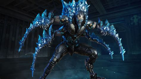 wallpaper frost subject crossfire  games