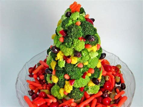 christmas tree edible centerpiece recipe food com