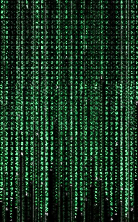 Wallpaper Android Matrix | matrix writing android wallpaper free download