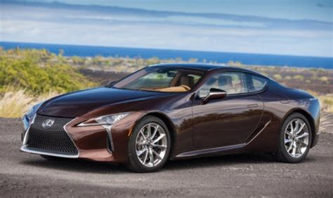 2019 Lexus Coupe by 2019 Lexus Lc 500 Coupe Colors Release Date Redesign