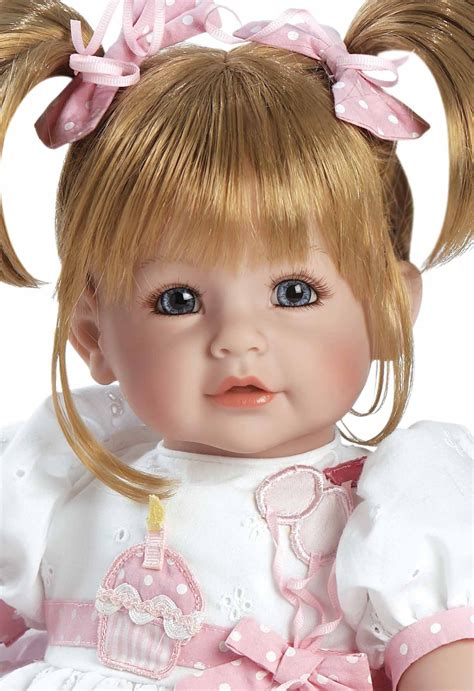 Happy Doll With Phone Blue adora 20 quot realistic toddlertime baby dolls for happy birthday baby