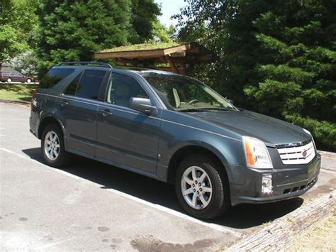 automobile air conditioning service 2006 cadillac srx parking system buy used 2006 cadillac srx in seattle washington united states