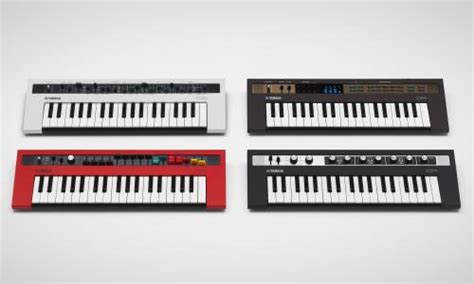 Yamaha Reface Yc Portable Mini Keyboard Combo Organ yamaha reface yc electric combo organ