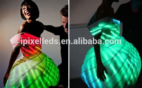 Dmx Silicone Green 6 120 2017 addressable 5050 apa102 led strips pixel dmx