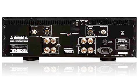 Rotel Rb 1552 Mkii Integrated Lifier rotel rb 1582 mkii stereo power lifier