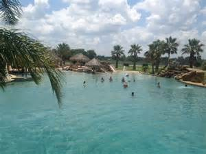 Largest Backyard Pool Take A Tour Inside The World S Largest Backyard Pool Abc13
