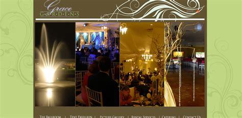Wedding Venues El Paso by El Paso Grace Gardens El Paso Wedding Reception Venue