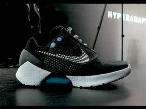 imagenes nike volver al futuro nike hyperadapt 1 0 zapatillas que se atan solas de