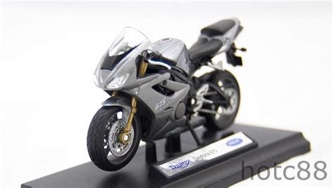 welly diecast motorcycle triumph da end 12 30 2018 1 27 pm