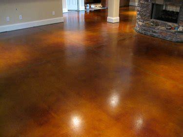 Concrete Basement Flooring Benefits   The Concrete Network