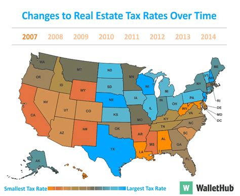cheapest home prices in us 2016 s property taxes by state wallethub 174