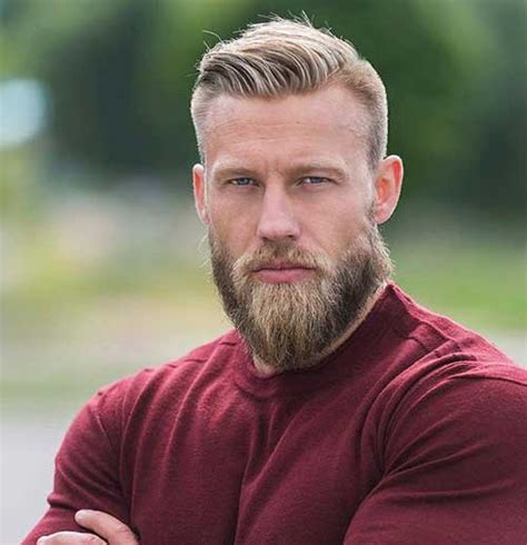 10 classic beard styles simple and beloved short hairstyles for men mens