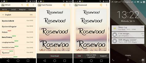fonts for android without rooting how to change fonts on android with or without root