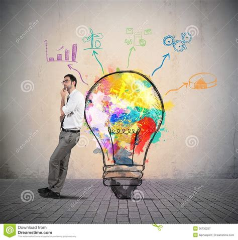 Creative Business Idea Stock Image Image Of Idea Object Free Creative