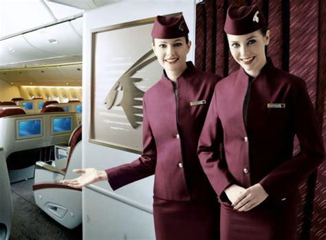 aviation qatar airways cabin crew walk in