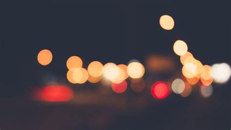 Best Light Color For Sleep by Free Photo Blurry Lights Night Dark Free Image On