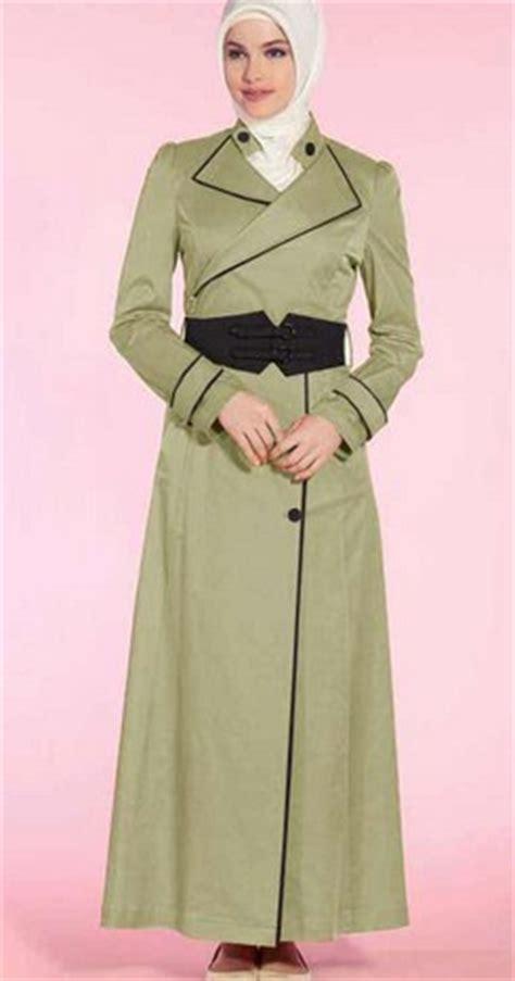 desain gamis turki 11 koleksi gambar model baju muslim kantor terbaru